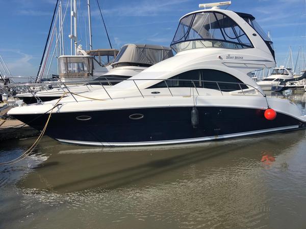 Used Sea Ray 36 Sedan Bridge Motor Yacht For Sale