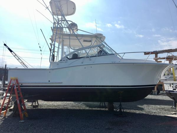 Used Luhrs 31 Open31 Open Saltwater Fishing Boat For Sale