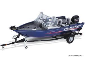 New Tracker Pro Guide V-16 WT Aluminum Fishing Boat For Sale