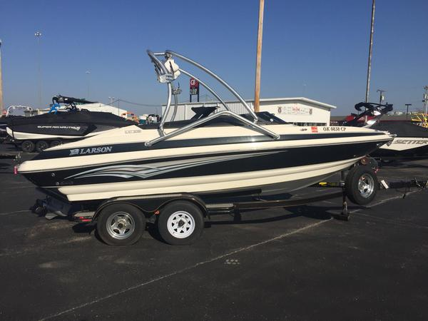 Used Larson 208 LXi208 LXi Bowrider Boat For Sale