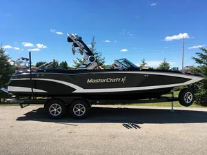 New Mastercraft X46 Ski and Wakeboard Boat For Sale