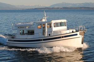 Used Nordic Tugs 44 Trawler Boat For Sale
