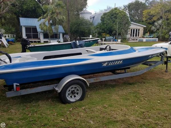 Used Allison GT20 High Performance Boat For Sale