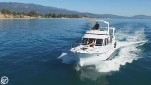Used Heritage East 36 Sundeck Trawler Boat For Sale