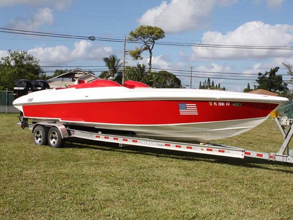 Used Superboat 30 High Performance Boat For Sale