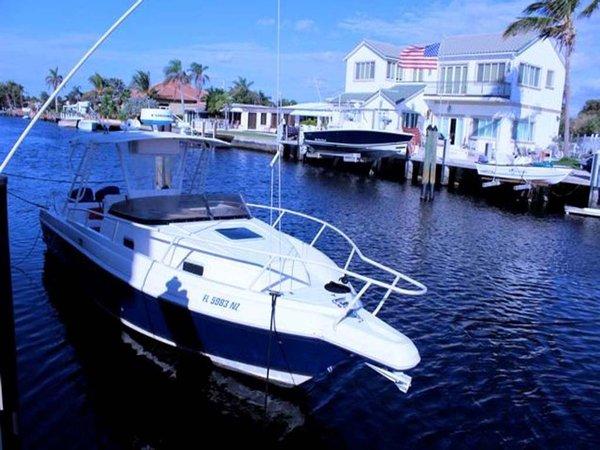 Used Intrepid 339 Walkaround Cuddy Cabin Boat For Sale