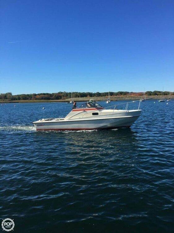 Used Boston Whaler 25 Revenge Walkaround Fishing Boat For Sale