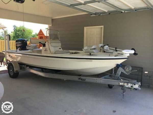 Used Mako 18 LTS Bay Boat For Sale