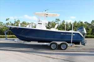 Used Sea Hunt 234 Freshwater Fishing Boat For Sale
