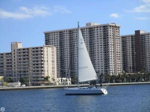 Used Hunter 41AC Sloop Sailboat For Sale