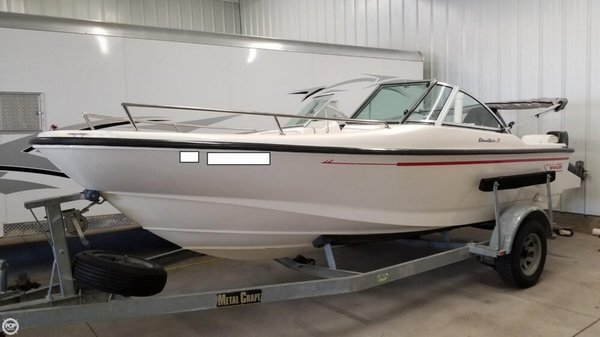 Used Boston Whaler Dauntless 17 Cruiser Boat For Sale