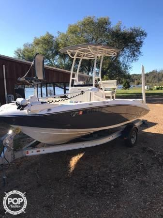 Used Yamaha 190 FSH Sport Bay Boat For Sale