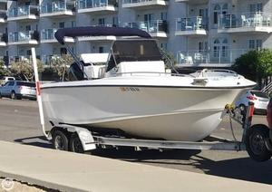 Used Larson 18 Center Console Fishing Boat For Sale