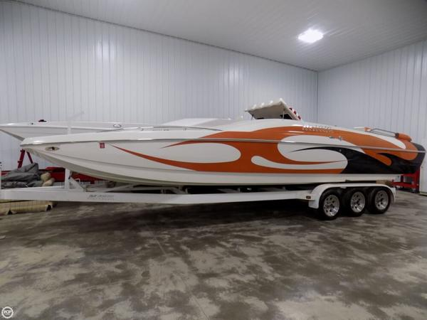 Used Magic Scepter High Performance Boat For Sale