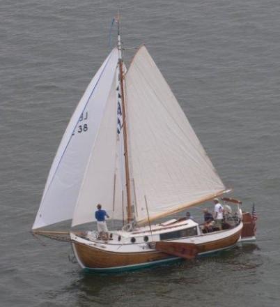 Used Lemsteraak 30 Cruiser Sailboat For Sale