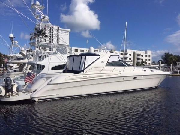 Used Sea Ray 600 Sun Sport Motor Yacht For Sale