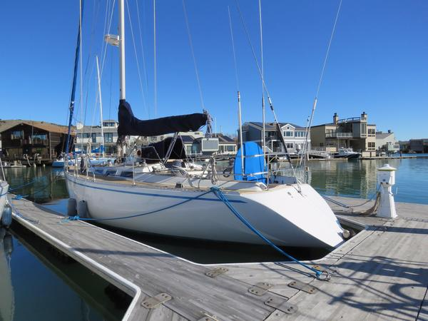 Used Sweden Yachts C 41 Daysailer Sailboat For Sale