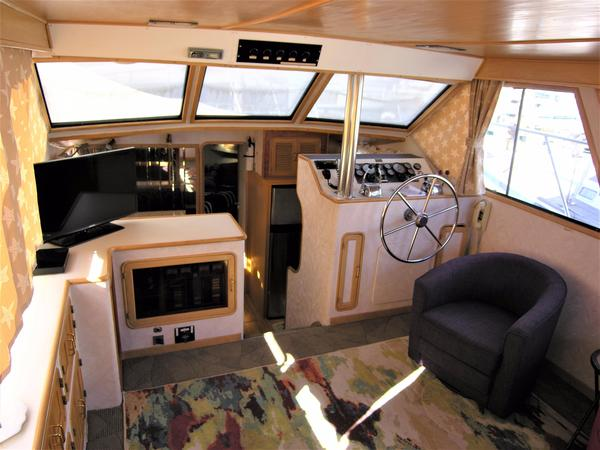 Used Kha Shing 42 Aft Cabin Boat For Sale