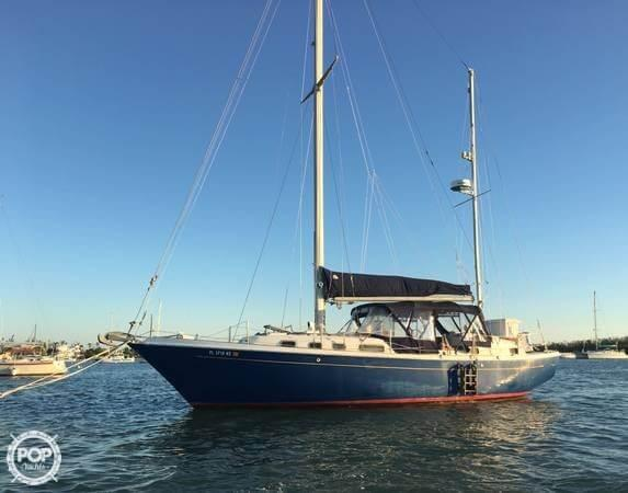 Used Allied 39 Racer and Cruiser Sailboat For Sale