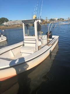 Used Sea Ox 2300 Center Console Fishing Boat For Sale