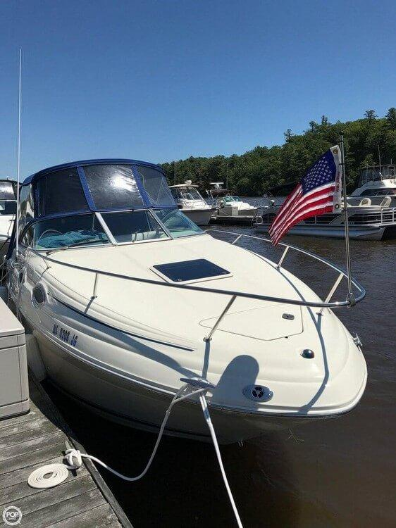 Used Sea Ray Sundancer 240 Express Cruiser Boat For Sale