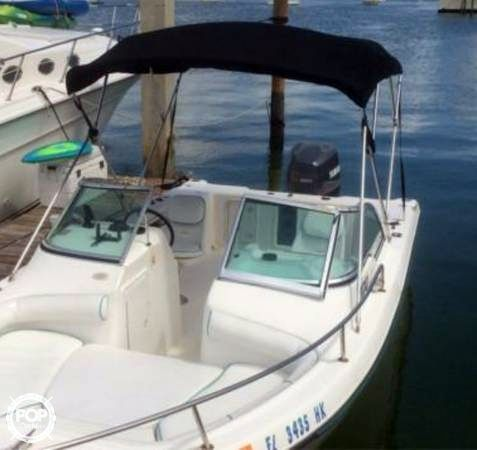 Used Century 2100 DC Cruiser Boat For Sale