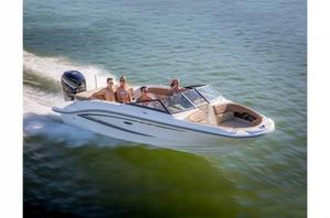New Sea Ray 210 SPX Outboard Bowrider Boat For Sale