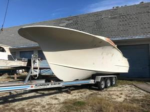 New Willis Custom Carolina Express Cruiser Boat For Sale