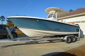 Used Pursuit C260 Center Console Fishing Boat For Sale
