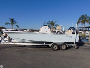 Used Sea Fox 220 Viper Bay Boat For Sale