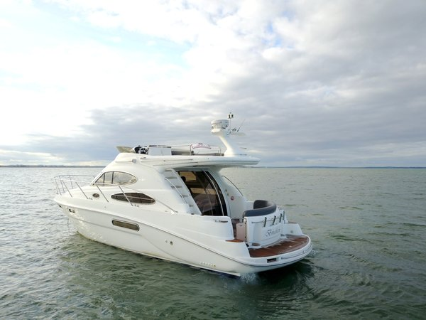 Used Sealine F37 Motor Yacht For Sale