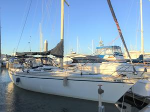 Used Hunter Legend Sloop Sailboat For Sale