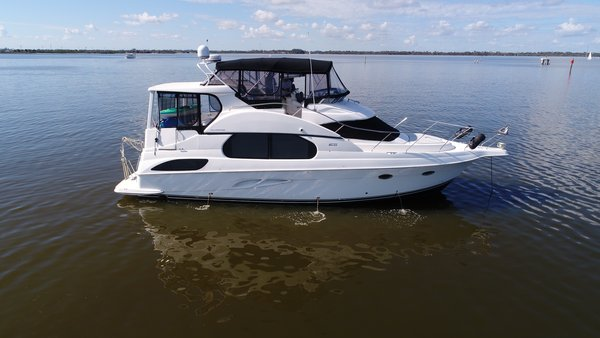 Used Silverton Aft Deck Motor Yacht Motor Yacht For Sale