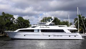 Used Hatteras 100 Motor Yacht Mega Yacht For Sale