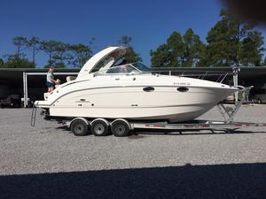 Used Chaparral Signature 276 Cruiser Boat For Sale