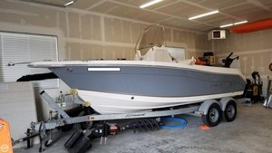 Used Striper 2105 CC Center Console Fishing Boat For Sale