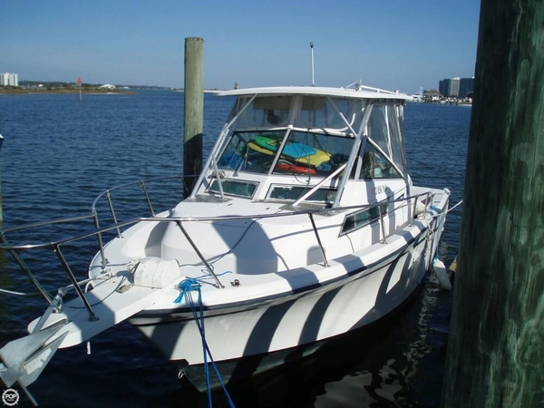 Used Grady-White 280 Marlin Walkaround Fishing Boat For Sale