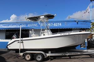 Used Mako 192 Center Console Saltwater Fishing Boat For Sale