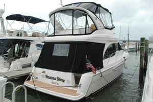 Used Meridian 381 Sedan Cruiser Boat For Sale
