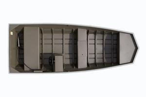 New Crestliner CR 1648MT Jon Boat For Sale