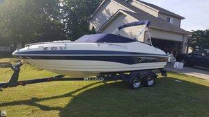 Used Larson 216 Senza Cruiser Boat For Sale