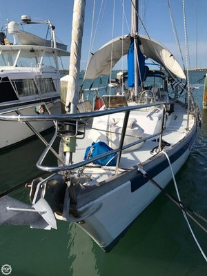 Used Passport Yachts 42 Sloop Sailboat For Sale