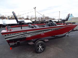 New Lowe Stinger 188 Bass Boat For Sale