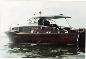 Used Chris-Craft 34 Exp Antique and Classic Boat For Sale