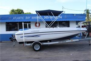 Used Tahoe 192 Deck Boat For Sale