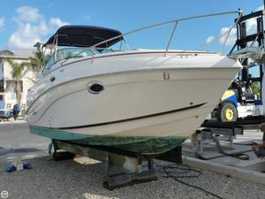 Used Rinker Fiesta Vee 250 Express Cruiser Boat For Sale