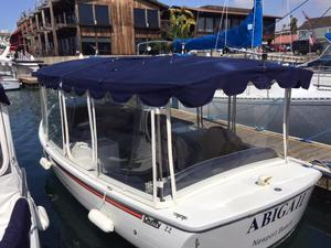 Used Duffy 22 Bay Island Cruiser Boat For Sale