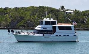 Used Gulfstar 49 Motor Yacht Stabilized Motor Yacht For Sale