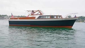 Used Chris-Craft 32 Sea Skiff Cruiser Boat For Sale