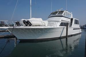 Used Viking 60 Cockpit Sports Yacht Motor Yacht For Sale